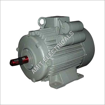 Single Phase AC Induction Motors