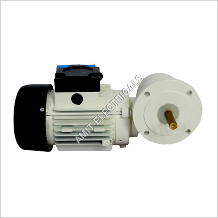 Flange Mounted Worm Gear Motor