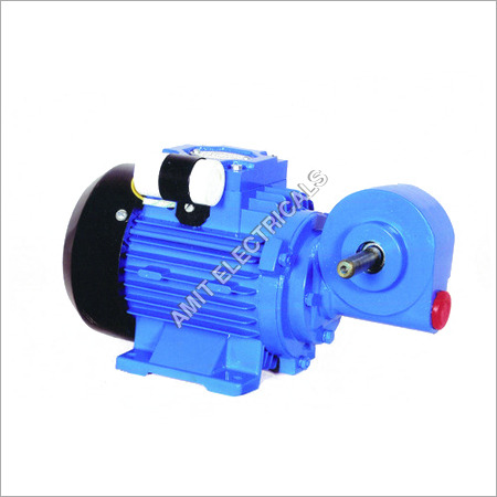 Single Phase Worm Gear Motor