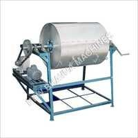 Drum Type Masala Mixing Machine