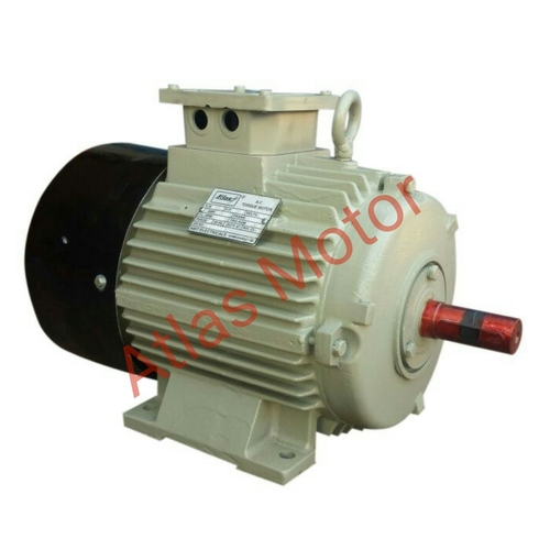 Force Cooling Motor