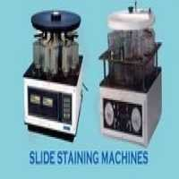 Carousel Staining Machine