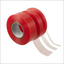 Double Coated Polyester Tapes