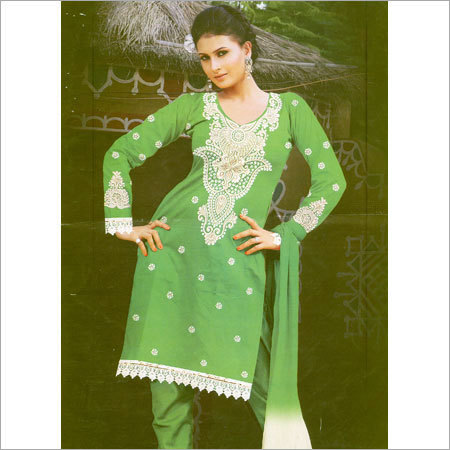 Embroidered Suit Salwars