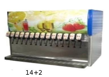 Soda Machine With 14 Valve