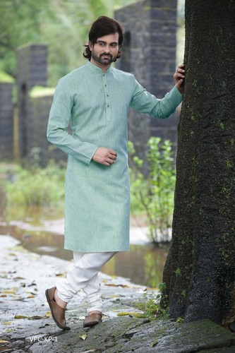 Simple Churidar Kurta
