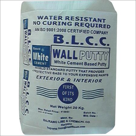 Wall Putty