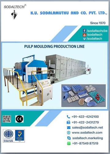 Pulp Moulding Machines