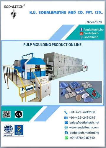 Pulp Moulding Production Line