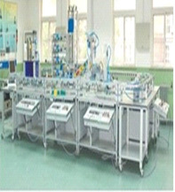 Flexible Mechatronics Production Training System