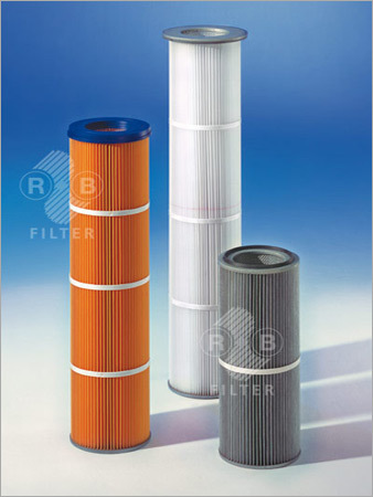 Dust Filter Cartridges Ø 228 mm