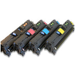 4x Compatible Toner For HP Color Laserjet