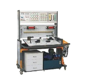 PLC Control Hydraulic Training Equipment
