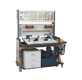 PLC Control Hydraulic Training Equipment