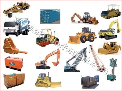 Construction Machinery Services