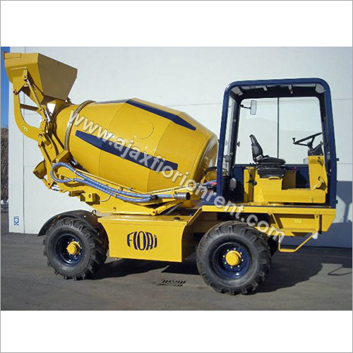 Construction Machinery Rental Service