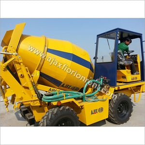Concrete Mixer Machine Rental Services