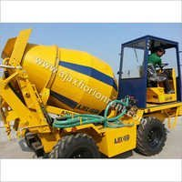 Concrete Mixer Machine Rental Services