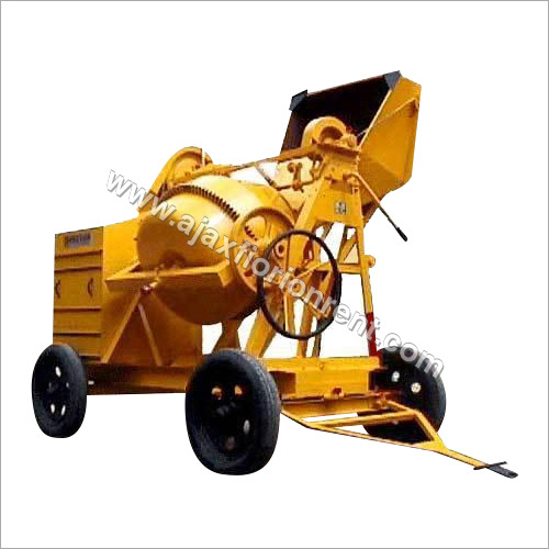 Concrete Mixer On Hire