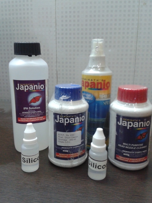 Cleaning Solutions For Cartridges