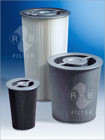 Multicell Filter Cartridges for Dust Filtration