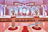 Butterfly Wedding Mandap