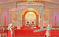 Latest Gujarati Wedding Mandap