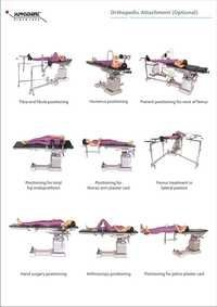 Operating Table, Orthopedic Attachement