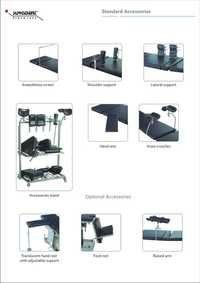Operating Table Accessories