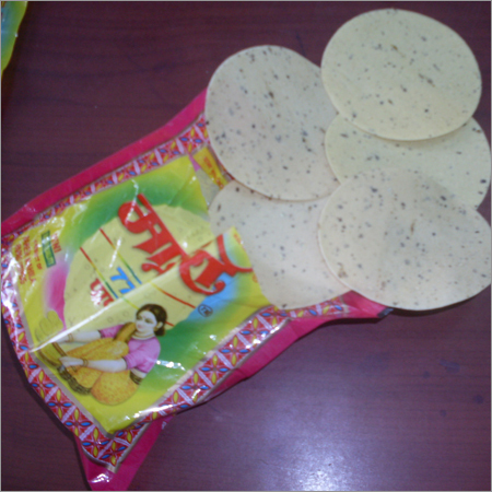 Indian Papad