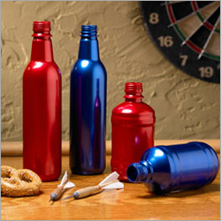 Plastic Spirit Bottles