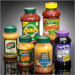 Jam pickle sauce Bottles