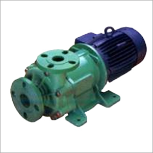 Sealless Magnetic Driven Pump