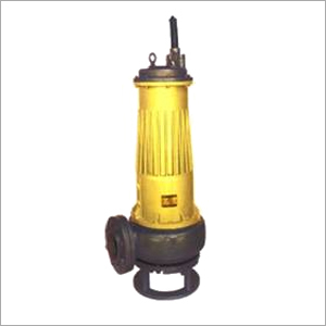 Portable Submersible Sewage Pump