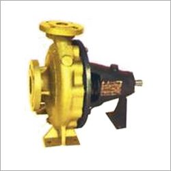 Centrifugal End Suction Back Pullout Type Pump
