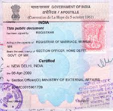MEA Attestation and MEA Apostille Services