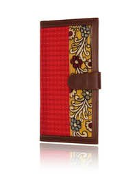 Pouch With Traditional Ikat Kalamkari Print Beautiful Birthday Or Anniversary Gifts In Mumbai