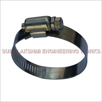 Worm Drive Hose Clamps