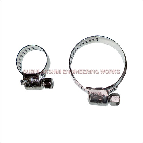 Miniature Hose Clamp