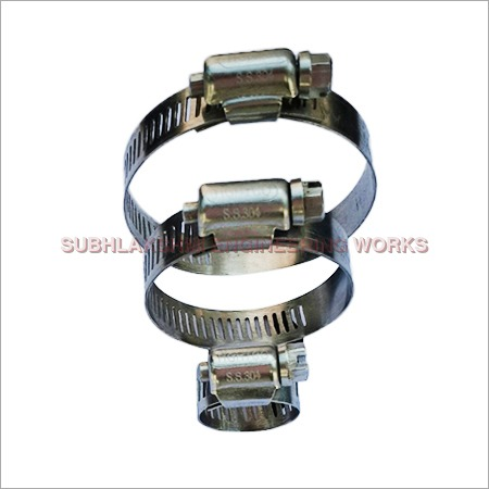 Stainless Steel Jubilee Worm Drive Clips