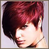 Henna Burgundy Hair Color
