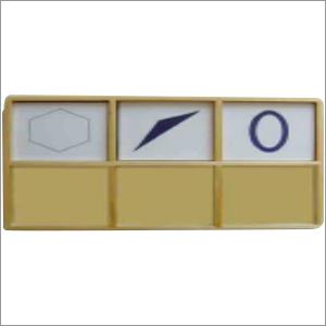 Geometric Paper Card Boxes