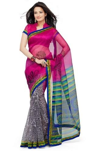 Stylish Printed Saree