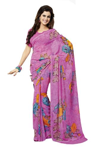 Bollywood Designer Printed Saree