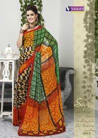 Printed Ladies Sarees