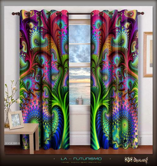 Digital Print High Quality Designer Door Curtain