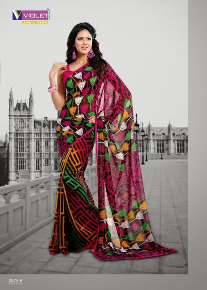 Fashionable Fancy Saree
