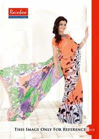 Pure Silk Printed Sarees