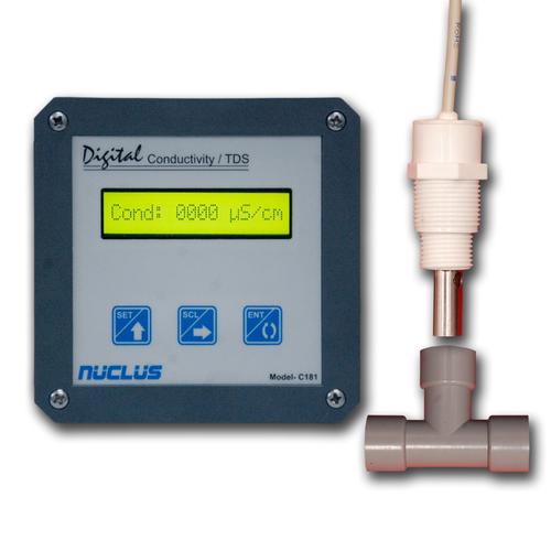 Digital Conductivity TDS Controller Meter