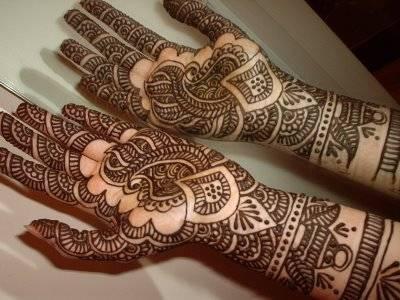 Henna Kali Mehandi